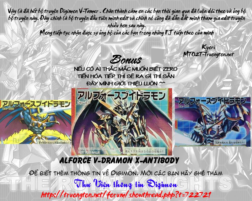 Digimon V-Tamer chap 58 - Trang 26