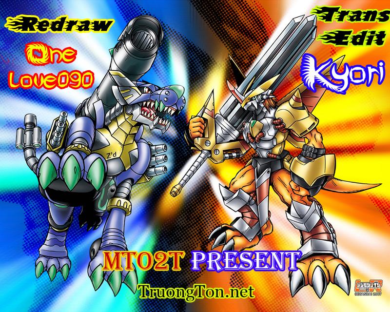 Digimon V-Tamer chap 56 - Trang 1