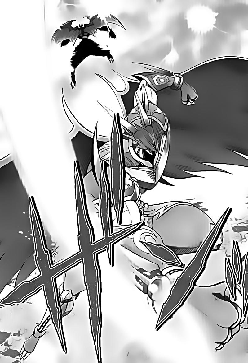 Digimon V-Tamer chap 58 - Trang 3