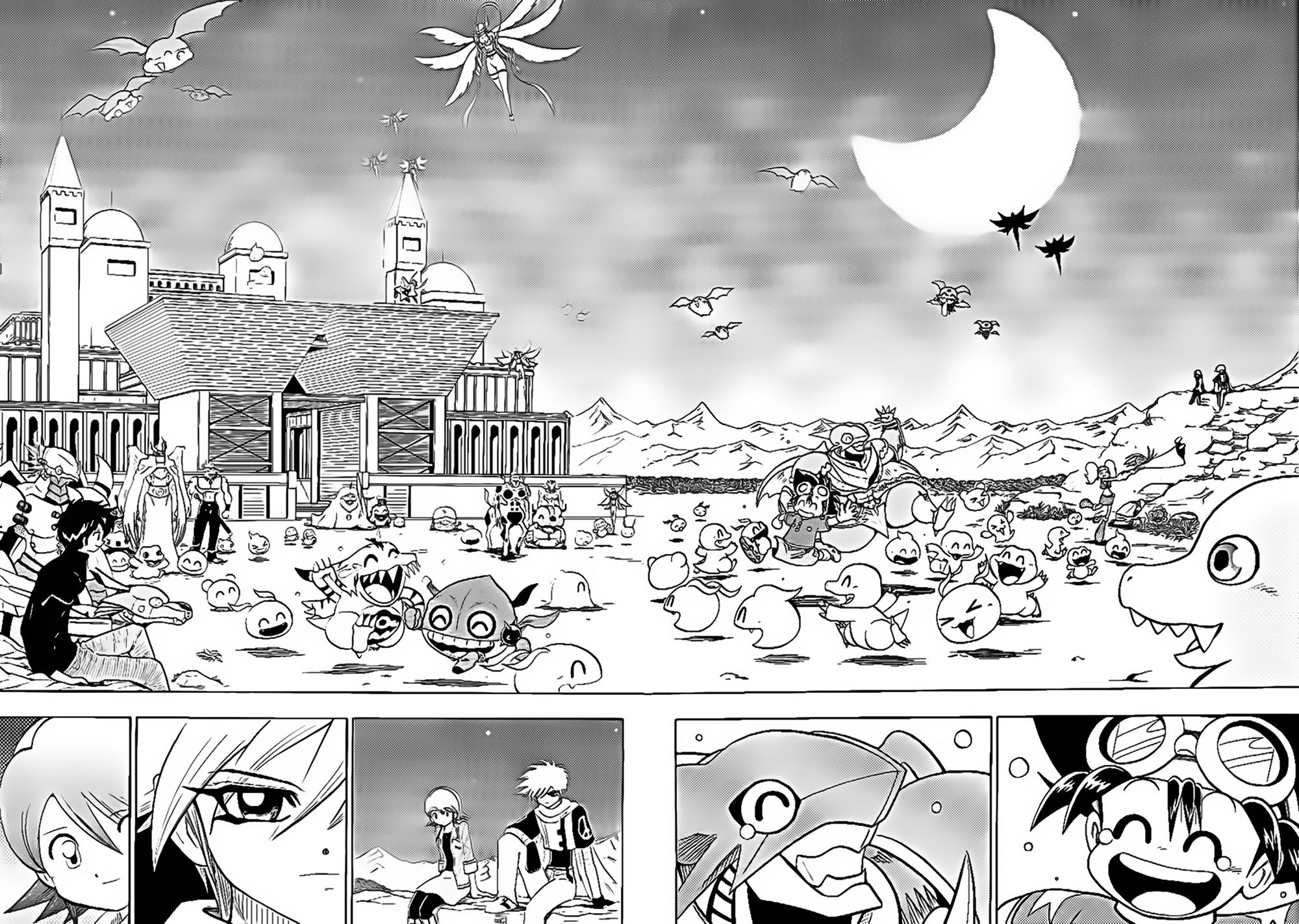 Digimon V-Tamer chap 58 - Trang 11