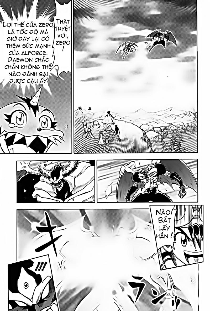 Digimon V-Tamer chap 56 - Trang 9