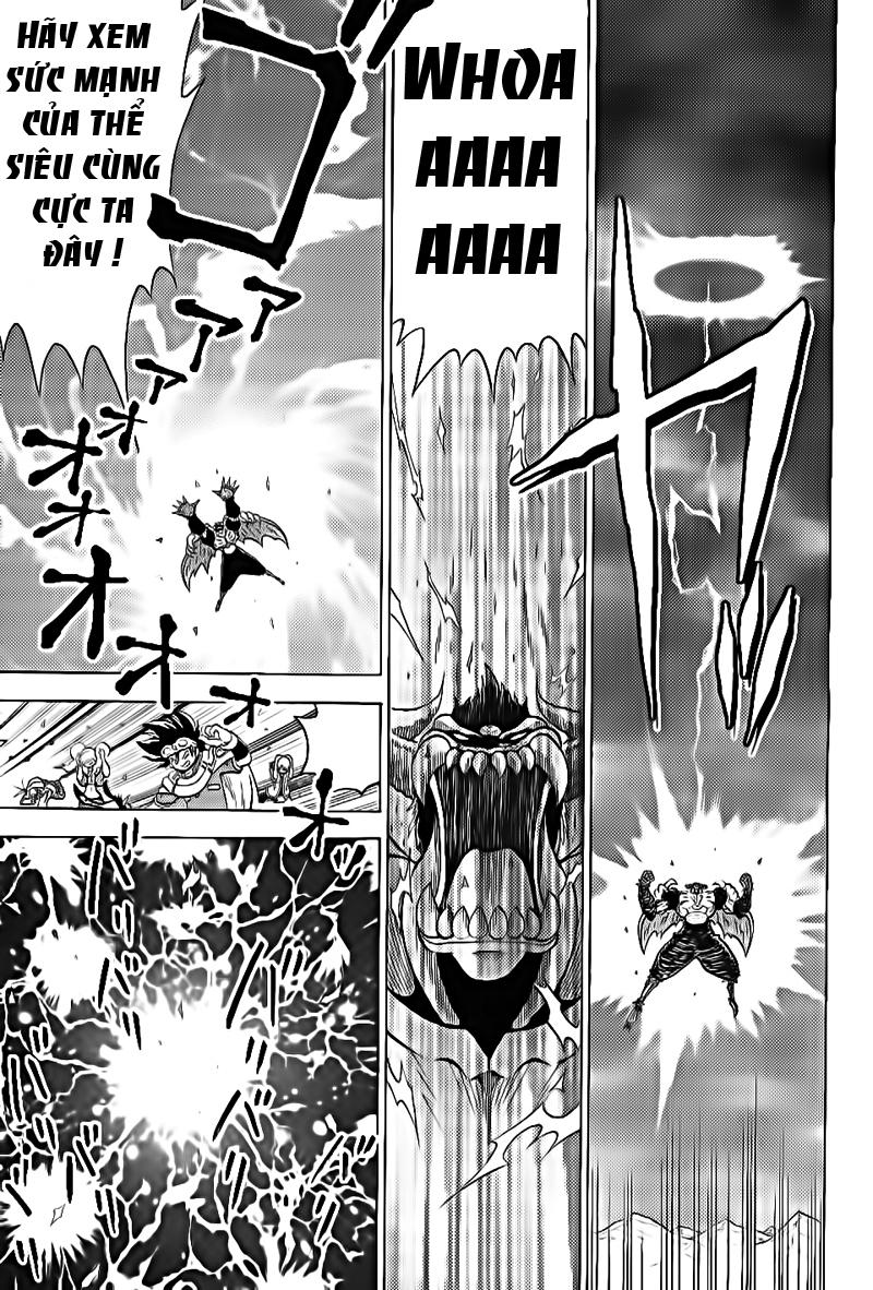 Digimon V-Tamer chap 56 - Trang 17