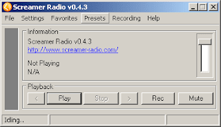 TÉLÉCHARGER SCREAMER RADIO 0.4.3