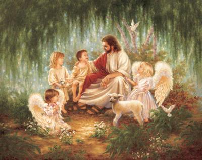 Reflections - A Christian Blog: Children Of God