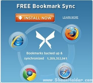 Synchronize Your Bookmarks With Xmarks