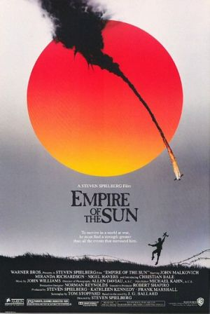 not just movies steven spielberg empire of the sun empire of the sun is a greater indicator of steven spielbergs capacity to  show mankinds darker side than schindlers list the latter is a film  about a