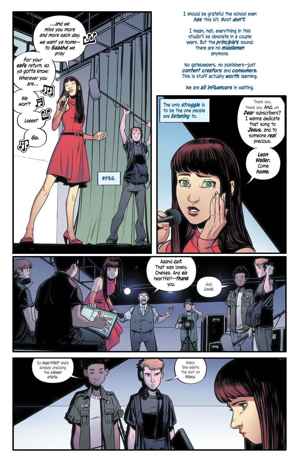 Read online Alienated comic -  Issue #2 - 14