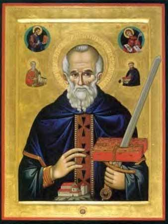Congregación Obispo Alois Hudal: San Bonifacio, Obispo y mártir ...