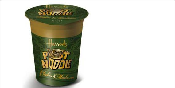 Stylus Daily Posh Instant Noodle