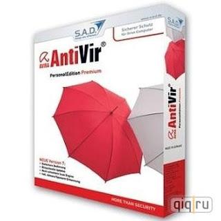 Avira Anti-Vírus full till 2009 + Chave