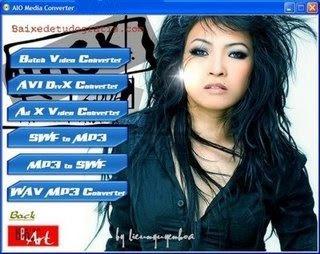 Aone AVI DivX to DVD SVCD VCD Converter v3.2.0723 + Crack