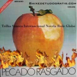 CD Pecado Rasgado Trilha Sonora  Internacional 1978