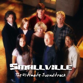 Smallville The Ultimate Soundtrack CD 1