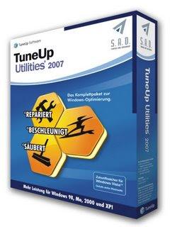 TuneUp Utilities 2009 Vs. 8.1.0.2000 + Serial