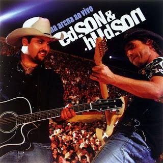 CD Edson & Hudson - Na Arena Ao Vivo