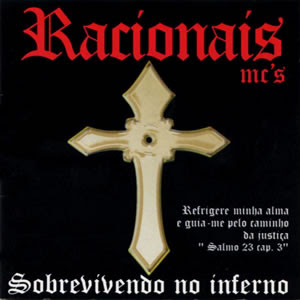 CD Racionais Mc's - Sobrevivendo no Inferno