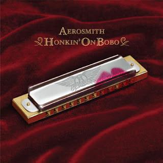 CD Aerosmith - Honkin' On Bobo (2004)