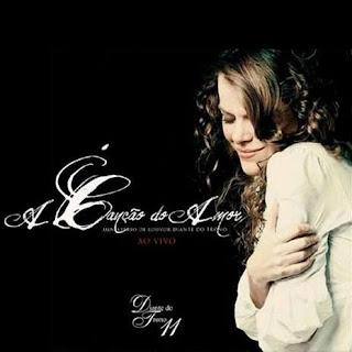 CD Diante do Trono 11 - A canção do Amor 2008