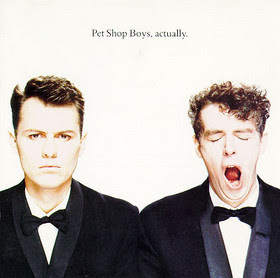 CD Pet shop boys  (1987) - Actually