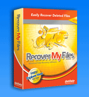 Recovery My Files Vs. 3.9.8.5178 + Serial