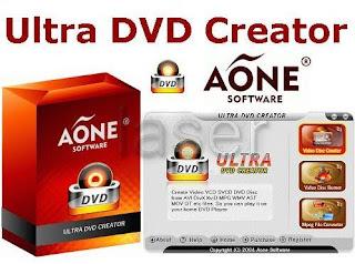 Aone Ultra DVD Creator Vs. 2.7.0329 + Serial