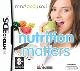 Nutrition Matters  Nintendo DS