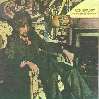 CD Rod Stewart - 1972 - Never A Dull Moment