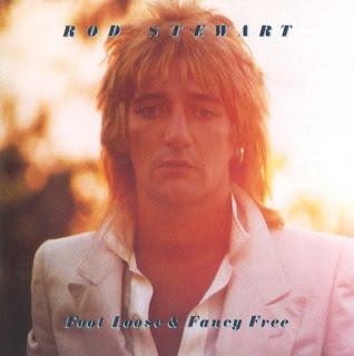 CD Rod Stewart - 1977 - Foot Loose & Fancy Free