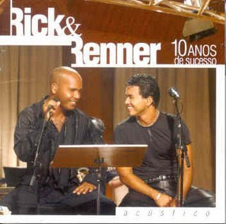 CD Rick e Renner Acustico 10 anos de sucessos