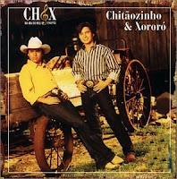 CD Chitãozinho & Xororó Na Aba Do Meu Chapéu