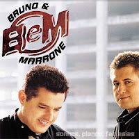 CD Bruno e Marrone - Sonhos, Planos, Fantasias (2002)