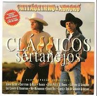 CD Chitãozinho & Xororó - Classicos Sertanejos