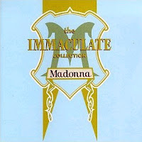 CD Madonna - 1990 - The Immaculate Collection