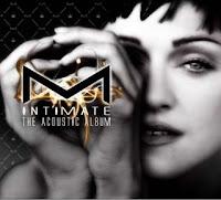 CD Madonna - Intimate - The Acoustic Album