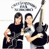 CD Chitãozinho & Xororó - Coração do Brasil - 1994