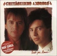 CD Chitãozinho & Xororó - Tudo Por Amor - 1993