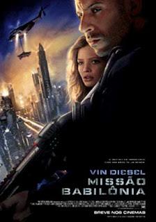 Filme Missão Babilônia