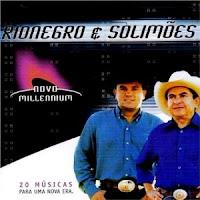 CD Rionegro & Solimões - Novo Milennium