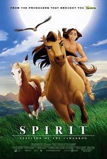Filme Spirit - O Corcel Indomável