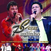 CD Cezar e Paulinho - Amor Além da Vida