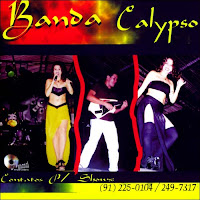 CD Banda Calypso Vol. 01