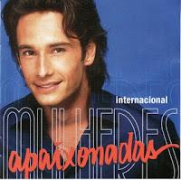 CD Trilha Sonora Mulheres Apaixonadas Internacional