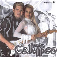 CD Banda Calypso - Volume 6