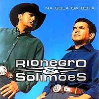 CD Rionegro & Solimões - Na Sola da Bota