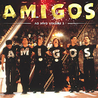 CD Amigos - Volume 3