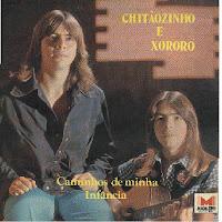 CD Chitãozinho & Xororó Caminhos de Minha Infância