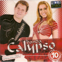 CD Banda Calypso - Volume 10