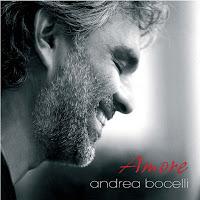 CD Andrea Bocelli - Amore 2006