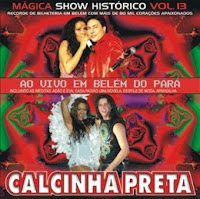 CD Banda Calcinha Preta Vol. 13 - Ao Vivo em Belém do Pará