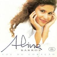 CD Aline Barros Voz do Teu Coração 1998